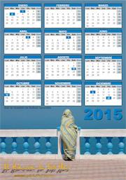 Clic para descargar el Calendario 2013 en PDF