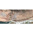 Vista satélite de Sidi Ifni (GoogleEarth)