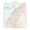Mapa de las Provincias de Ifni y Sahara (1960)