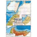 Mapa escolar de las posesiones españolas en África
