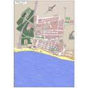 Plano de Sidi Ifni (color, A3)