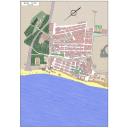 Plano de Sidi Ifni (color, A4)