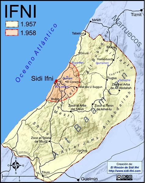 Territorio di IFNI